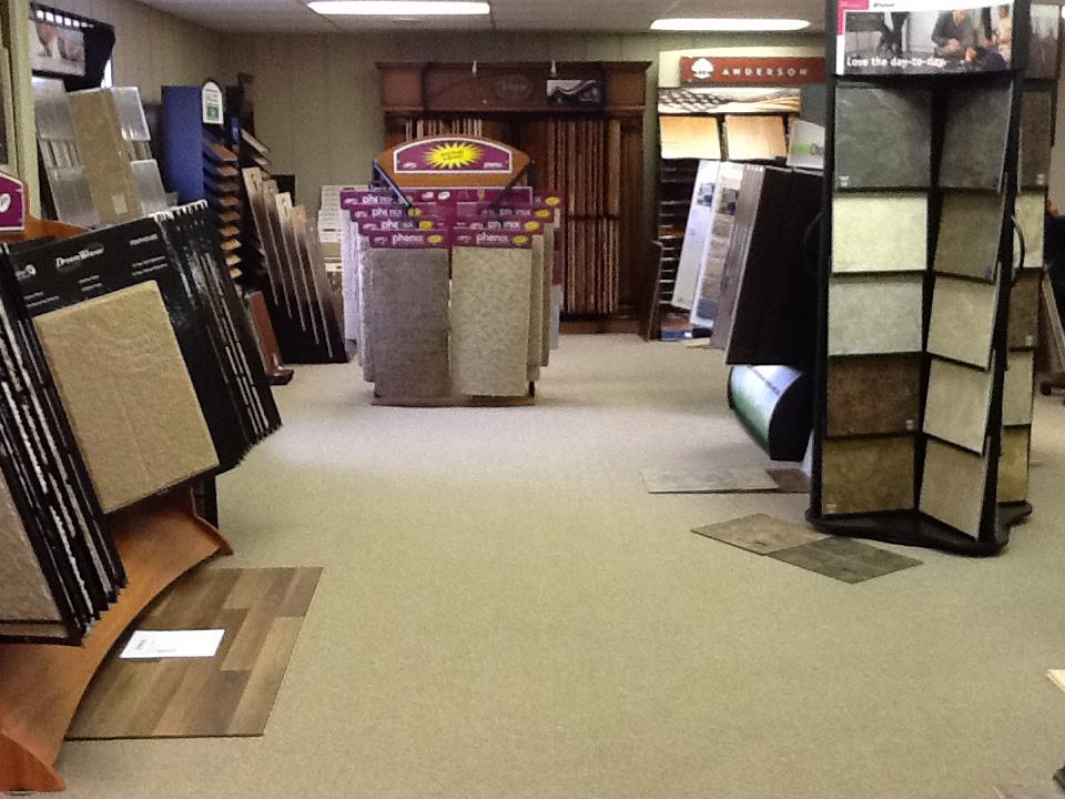 Next Step Flooring Showroom